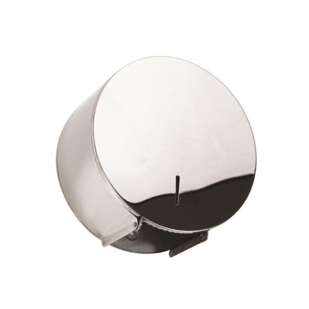 papierrollenhalterspender 260 x 270 x 130 mm edelstahl poliert alles f rs bad hotel. Black Bedroom Furniture Sets. Home Design Ideas